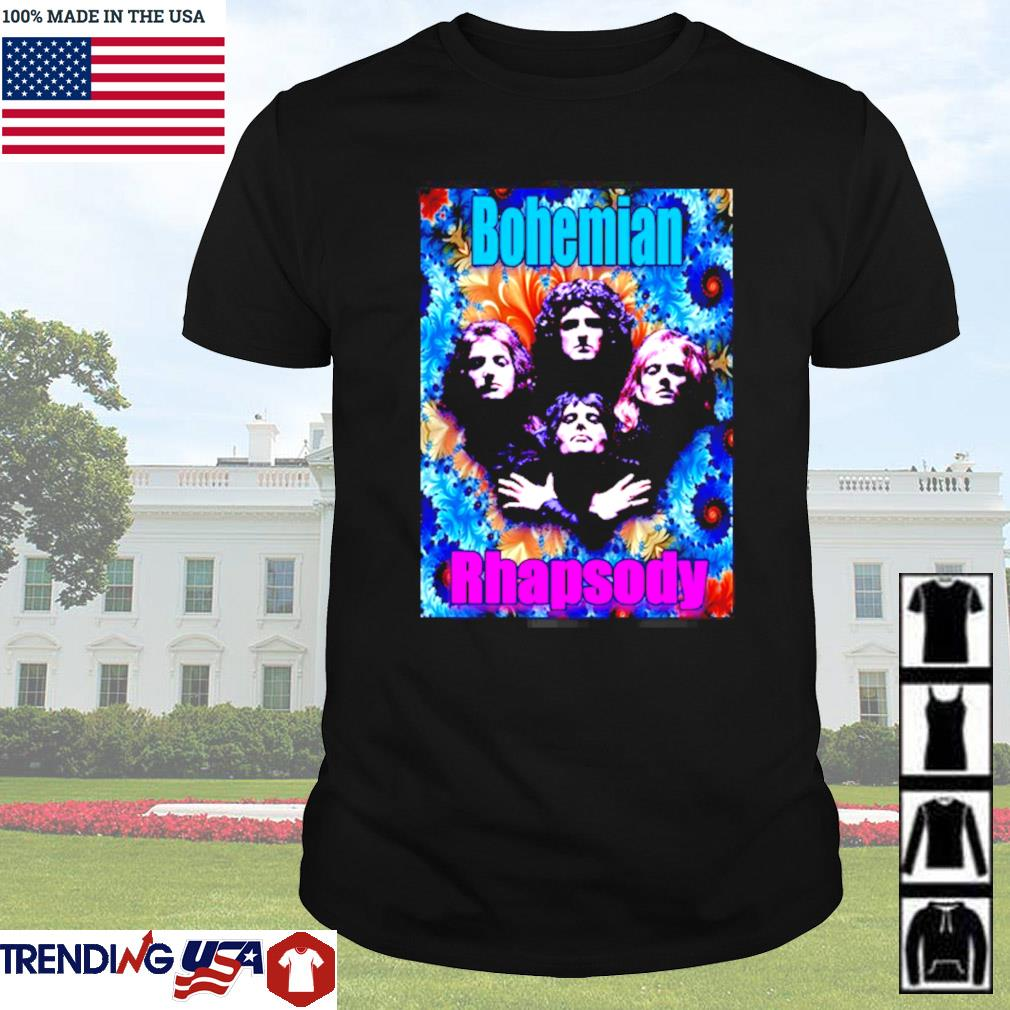 Bohemian Rhapsody art shirt