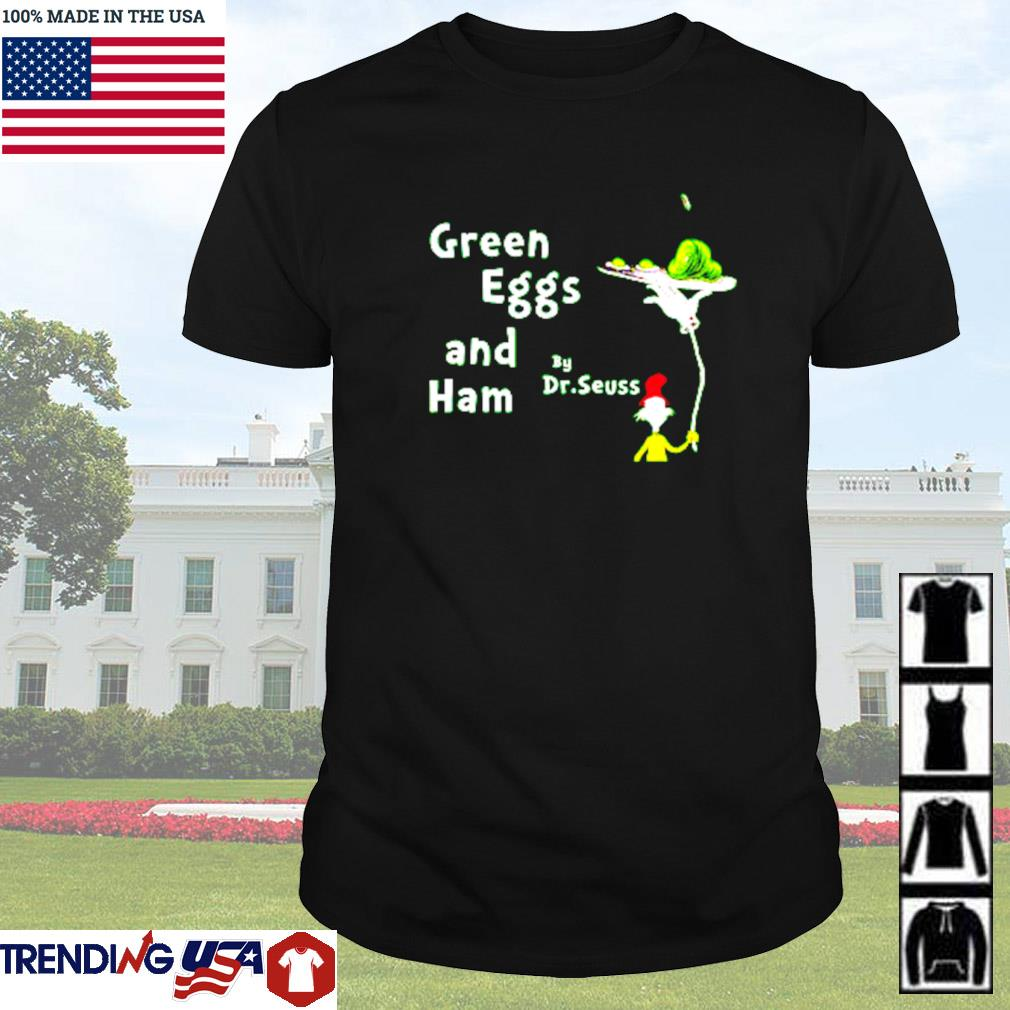 Green eggs and Ham by Dr. Seuss leisure shirt
