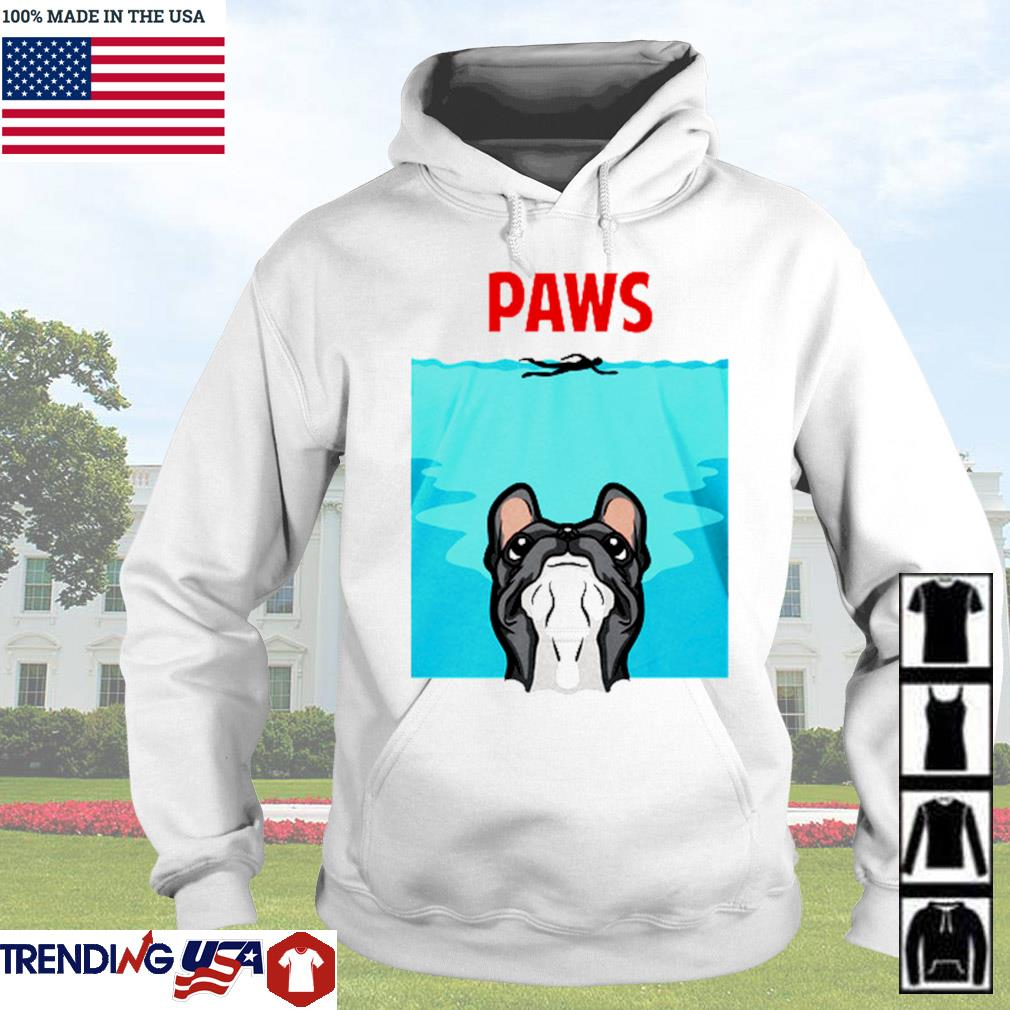 Paws french bulldog s Hoodie