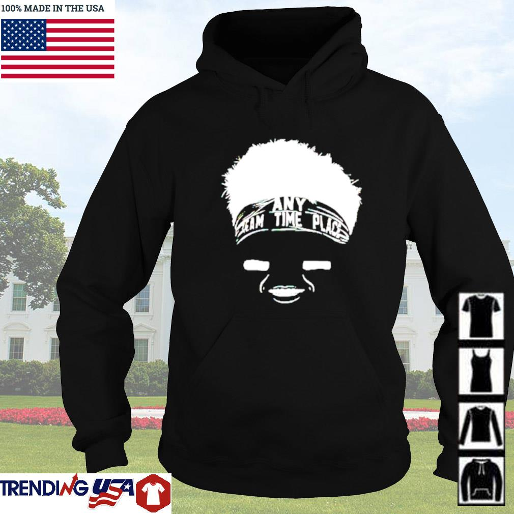 Any team time place Zach Wilson Hoodie