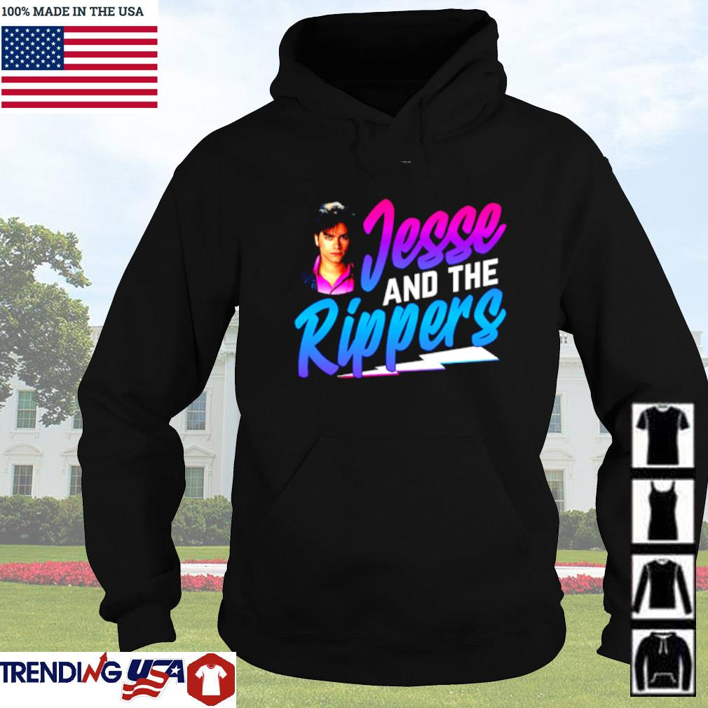 Jesse and the Rippers Hoodie