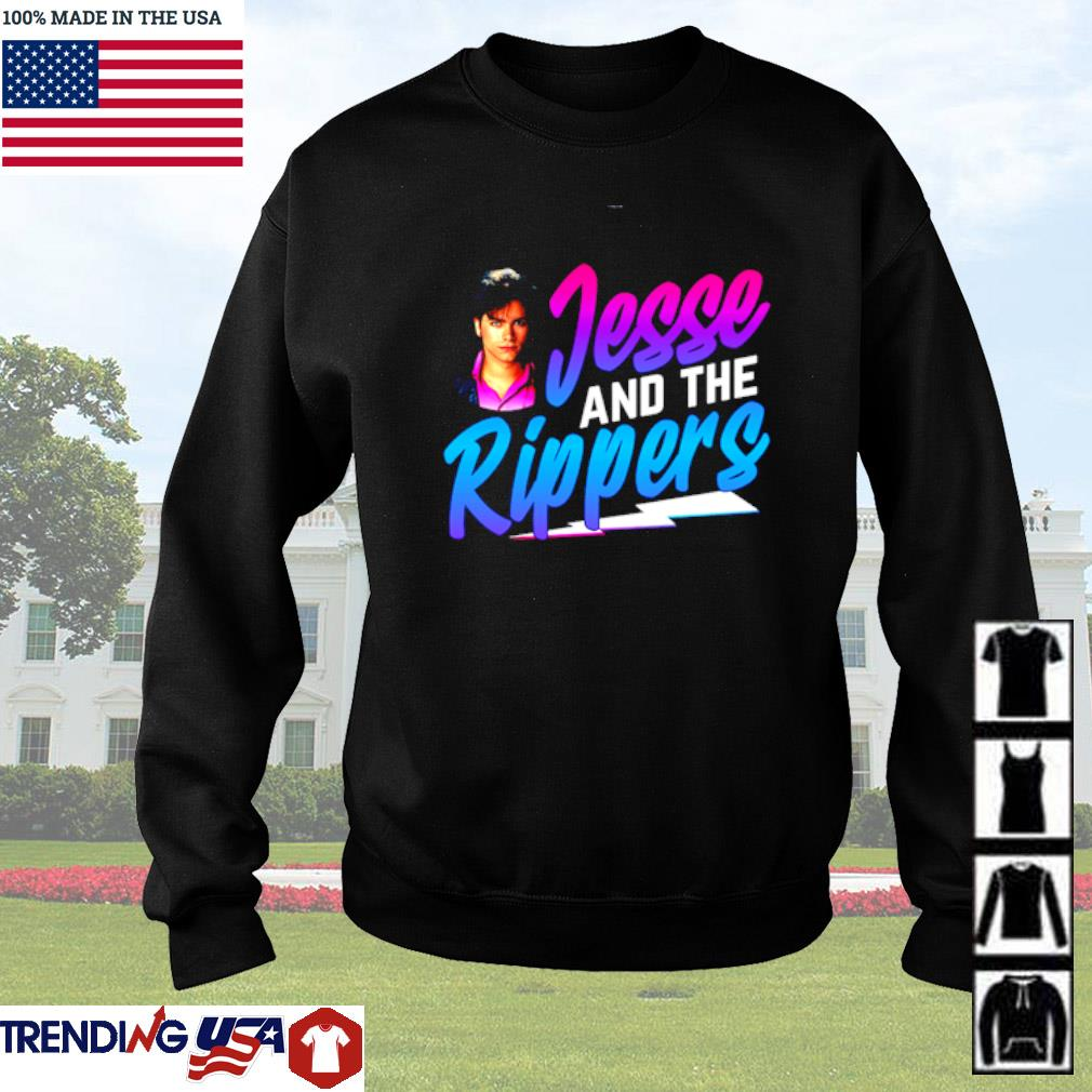 Jesse and the Rippers Sweater