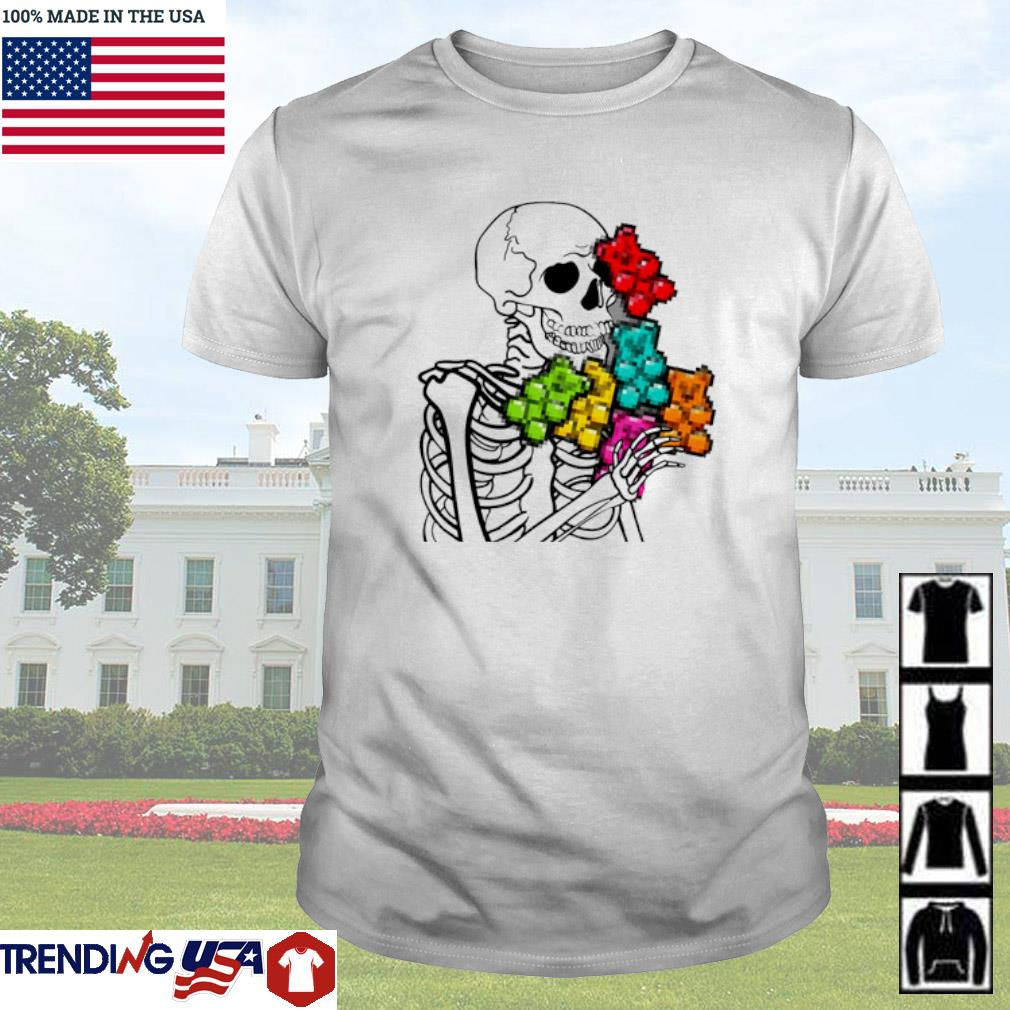 Skeleton Gummi Bears shirt