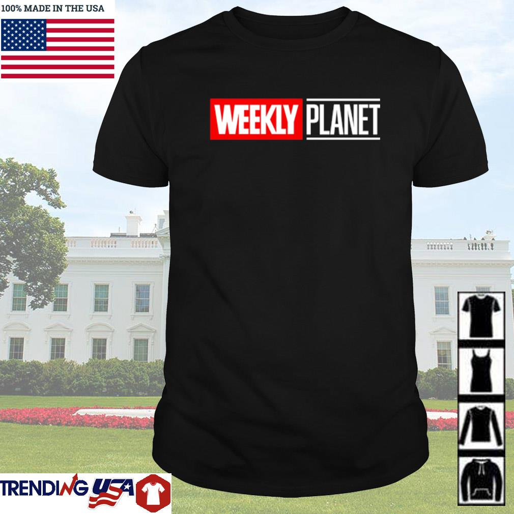 Weekly Planet shirt