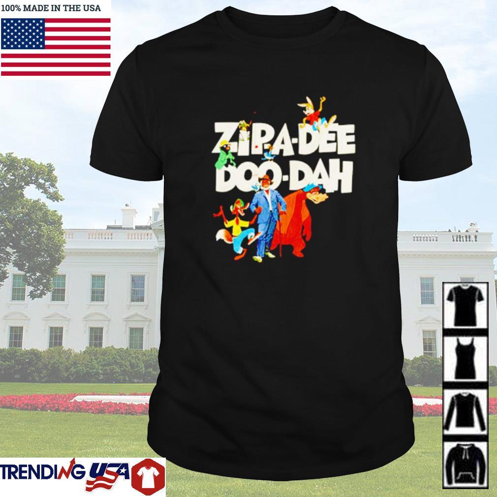 Zip A – Dee Doo Dah Disney Splash Mountain shirt