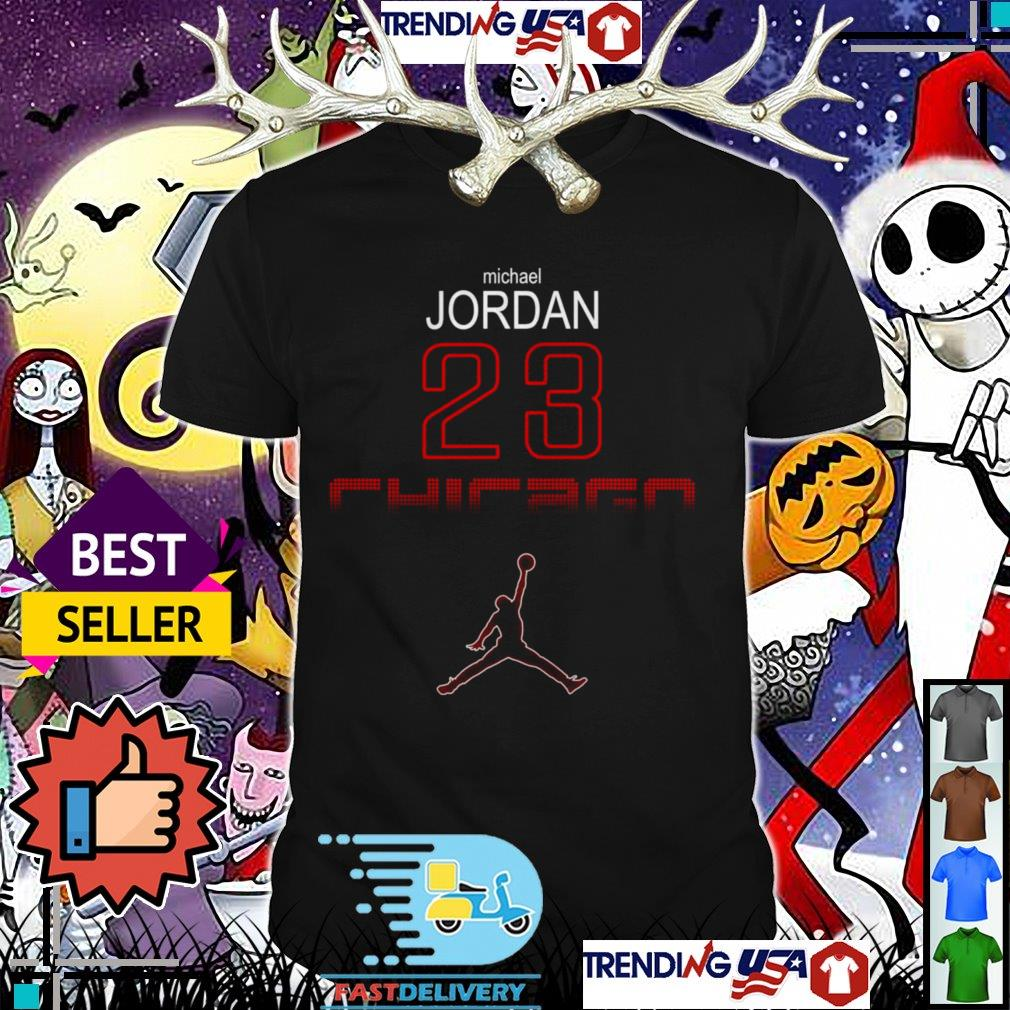 23 Michael Jordan Air Jordan Chicago shirt