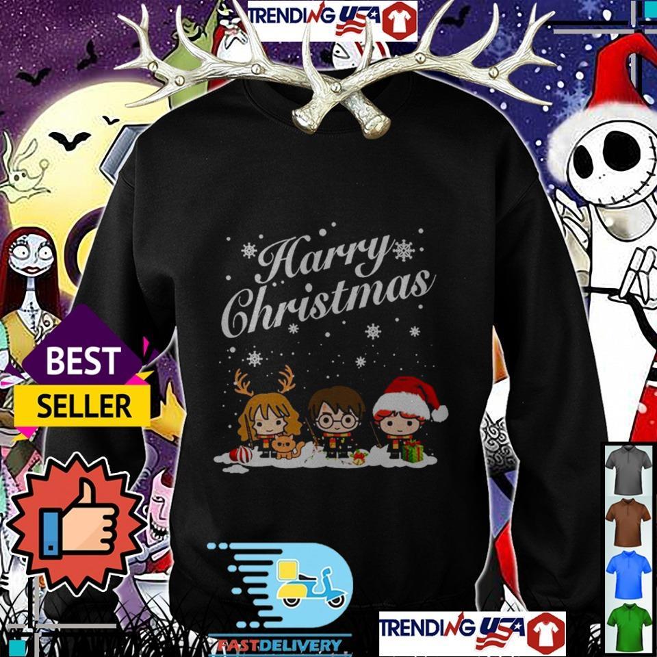Harry Potter Christmas Chibi sweater