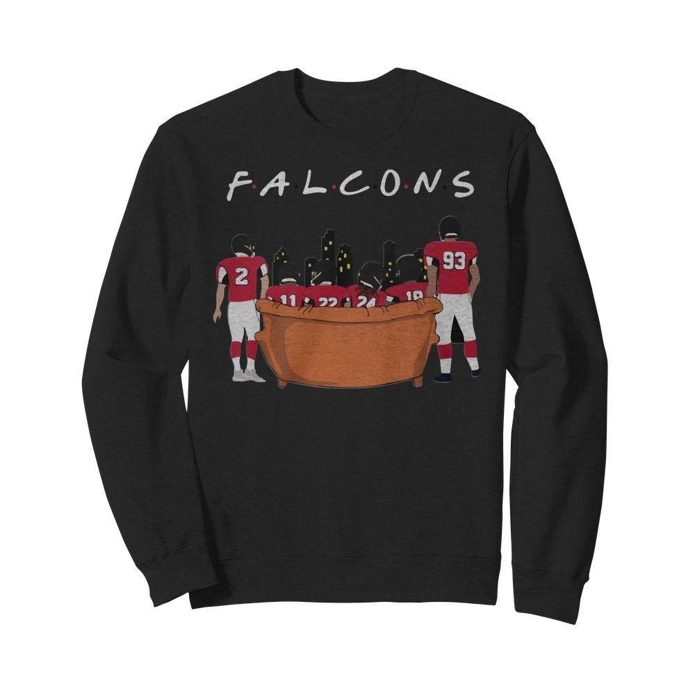 Atlanta Falcons Friends TV Show shirt