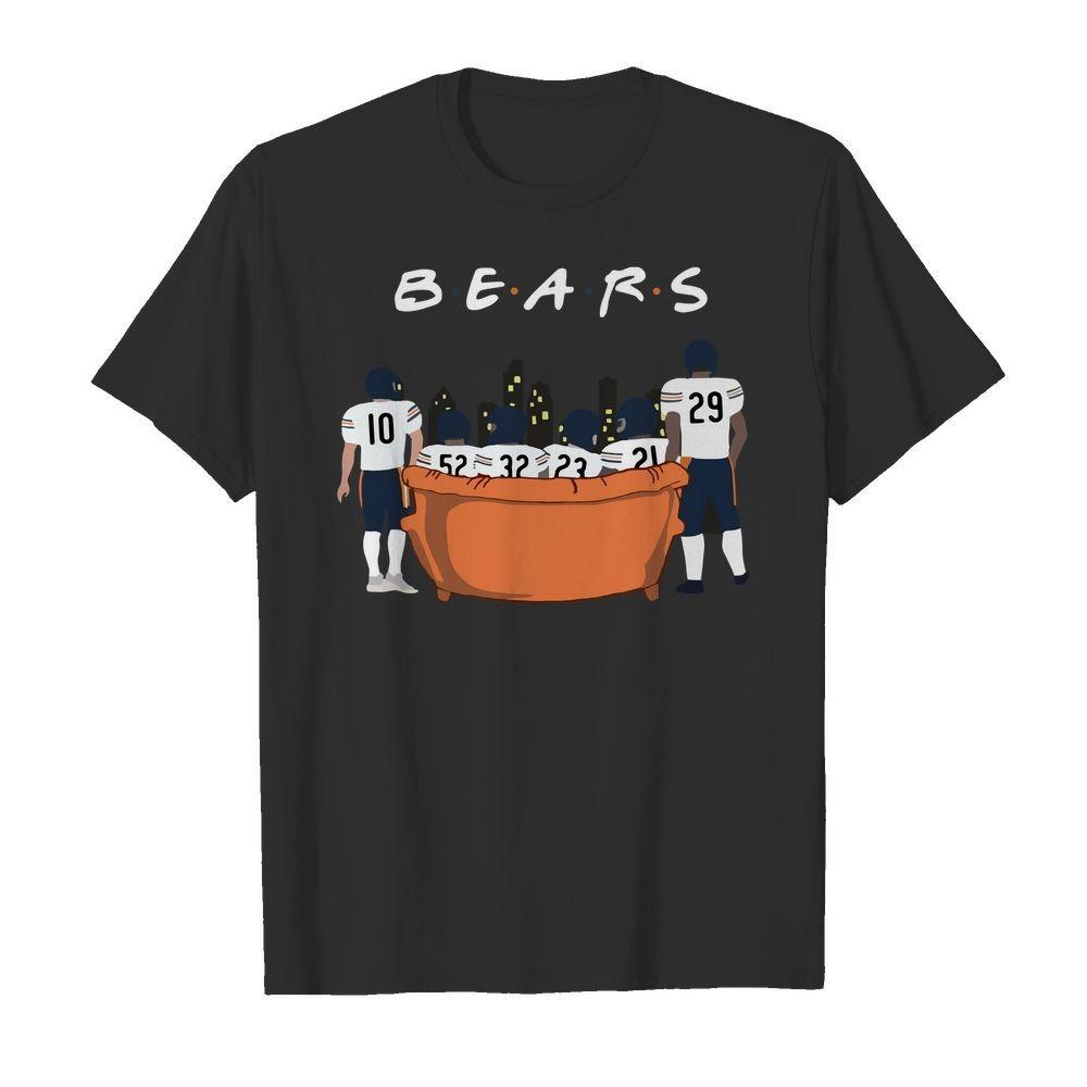 chicago-bears-friends-tv-show-shirt