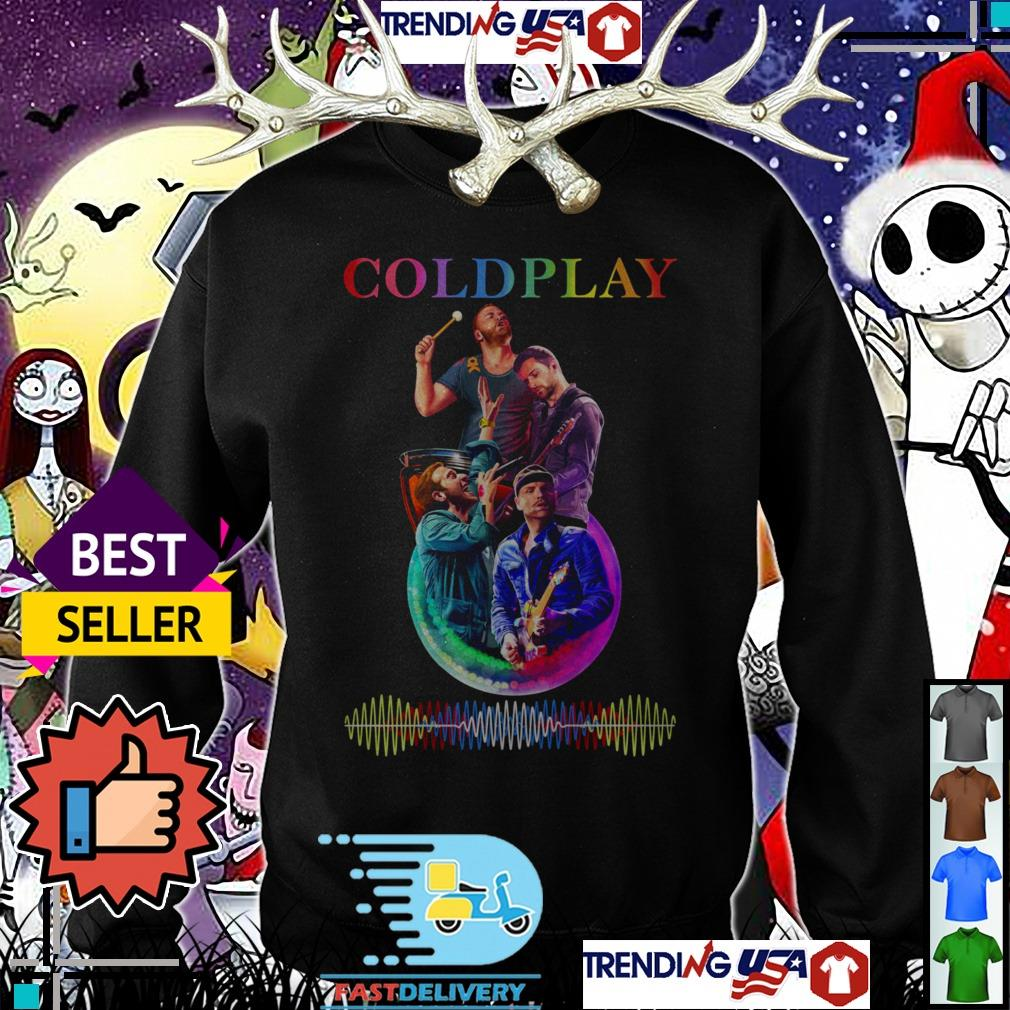 Coldplay a head full of dreams Sweater