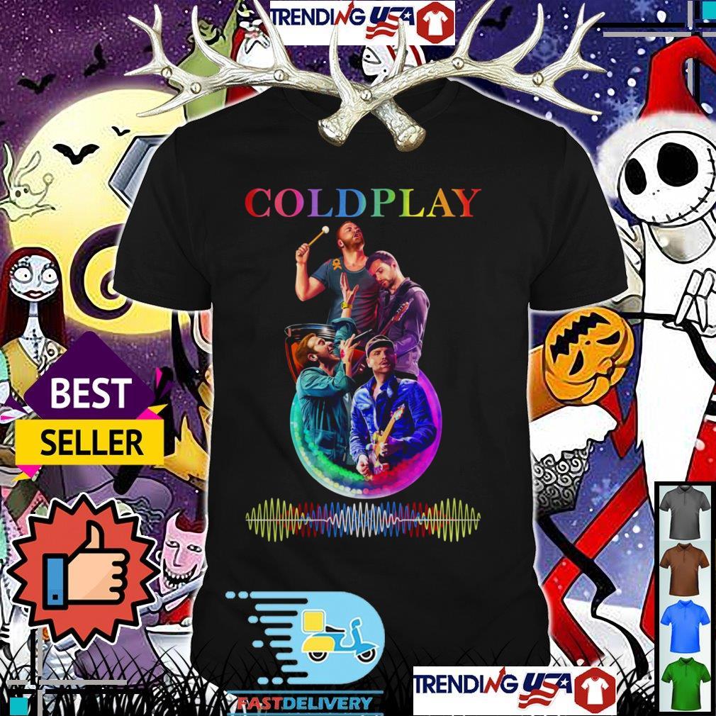 Coldplay a head full of dreams shirt
