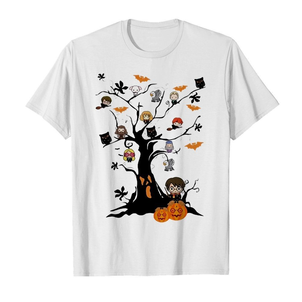 Harry Potter Halloween Tree shirt