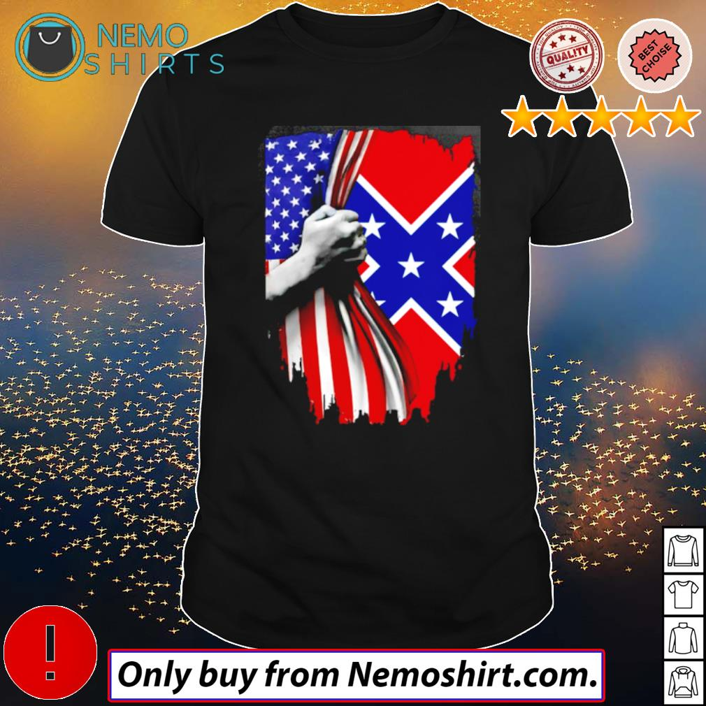Confederate States of America shirt