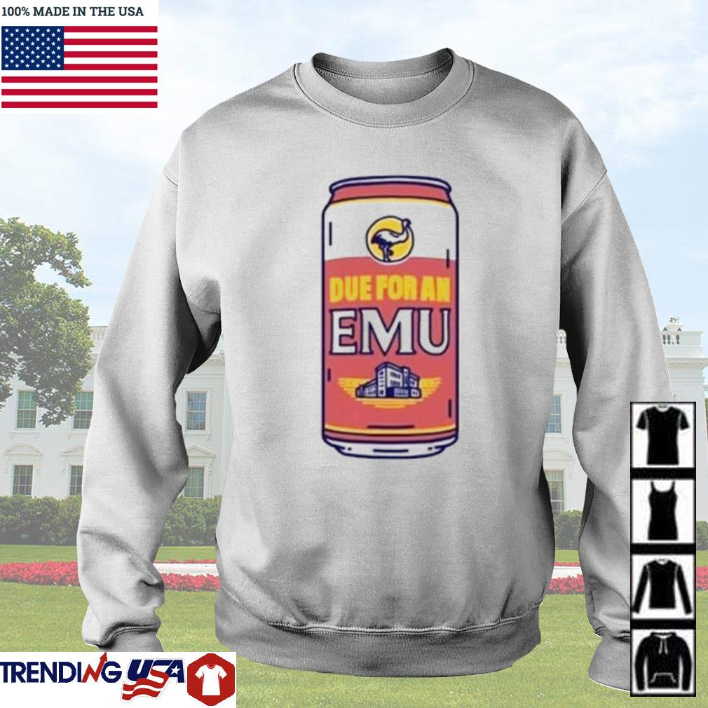 Due for an EMU s Sweater White