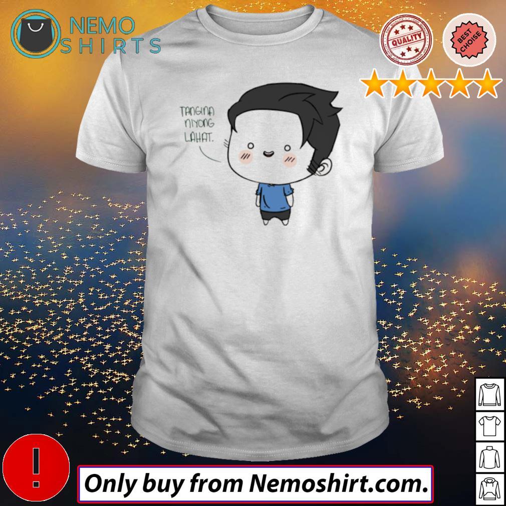 Tangina Niyong Lahat cartoon shirt