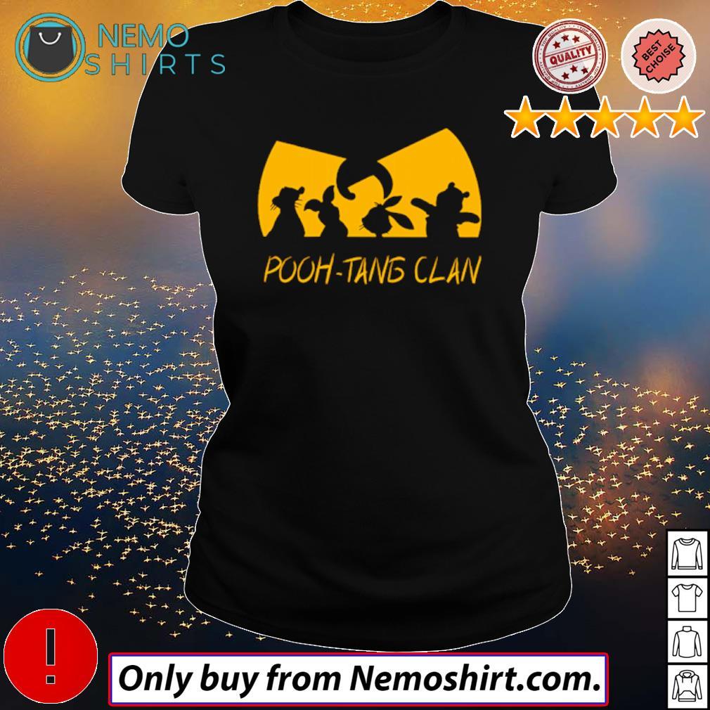 Winnie the Pooh Wu-Tang Clan Pooh-Tang Clan s Ladies Black