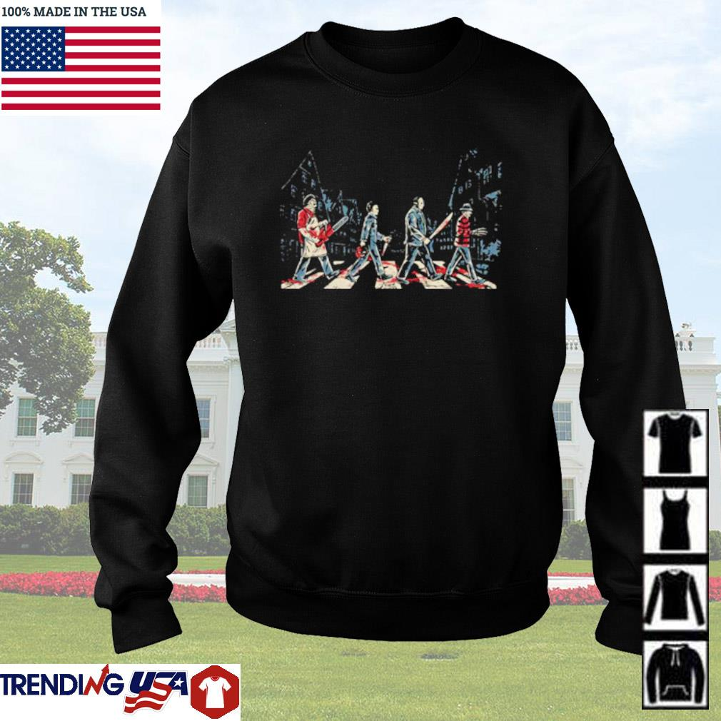 Horror character movies Abbey Road s Sweater Black