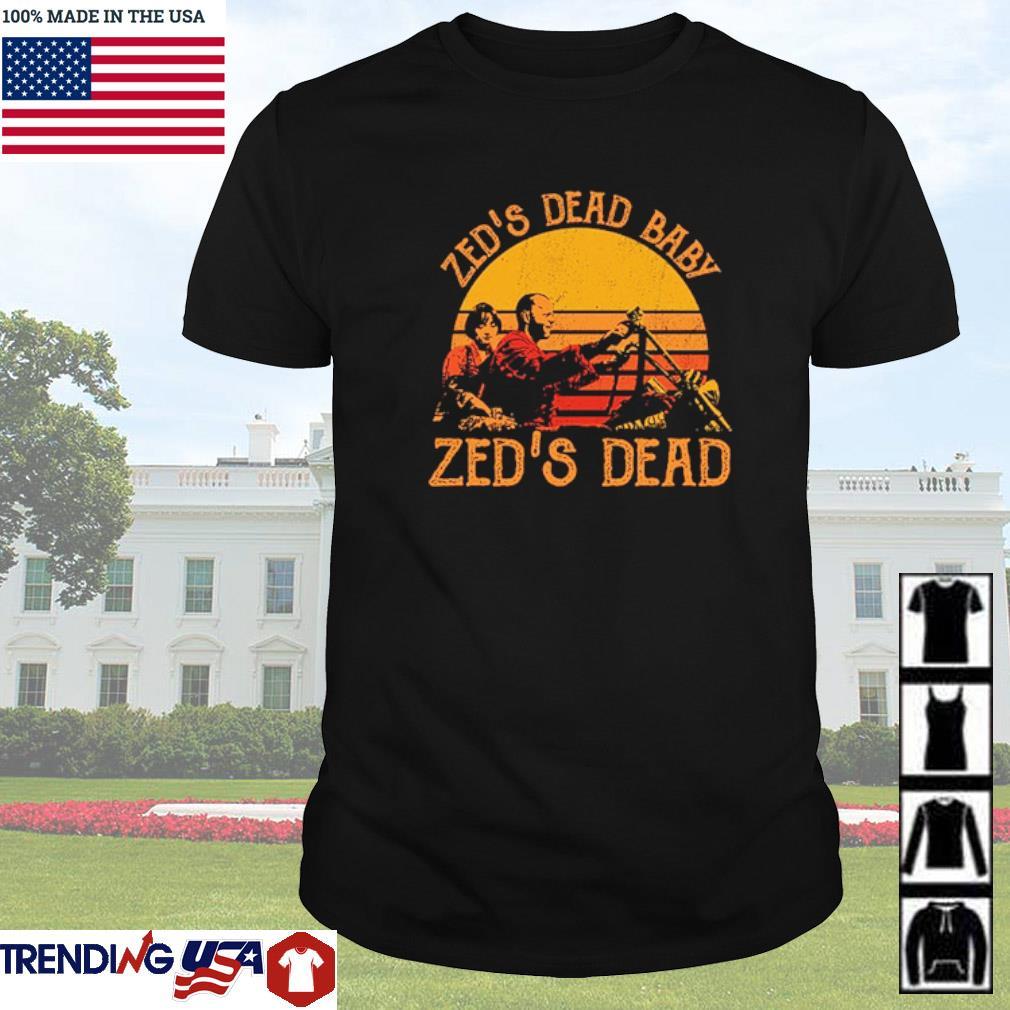 Zed's dead baby Zed's dead vintage shirt