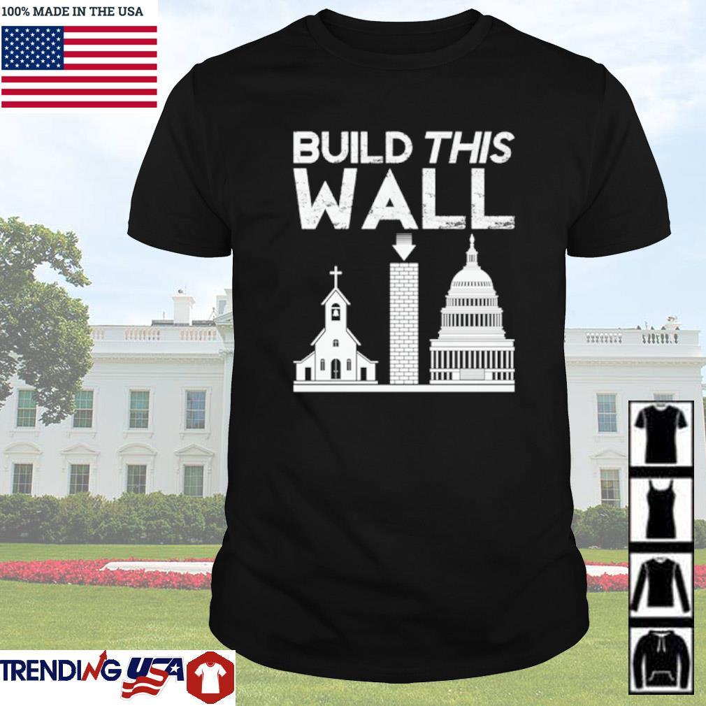 Build this wall shirt