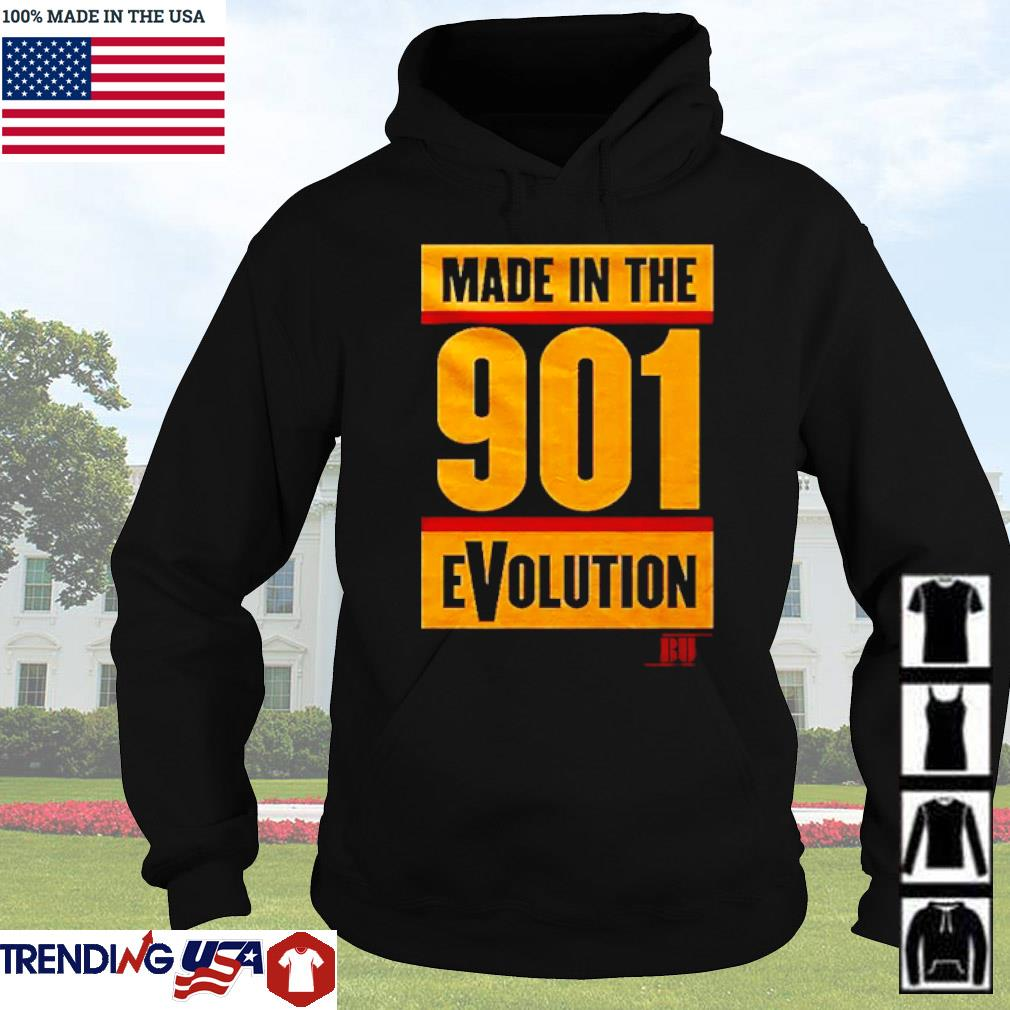 Made in the 901 evolution s Hoodie