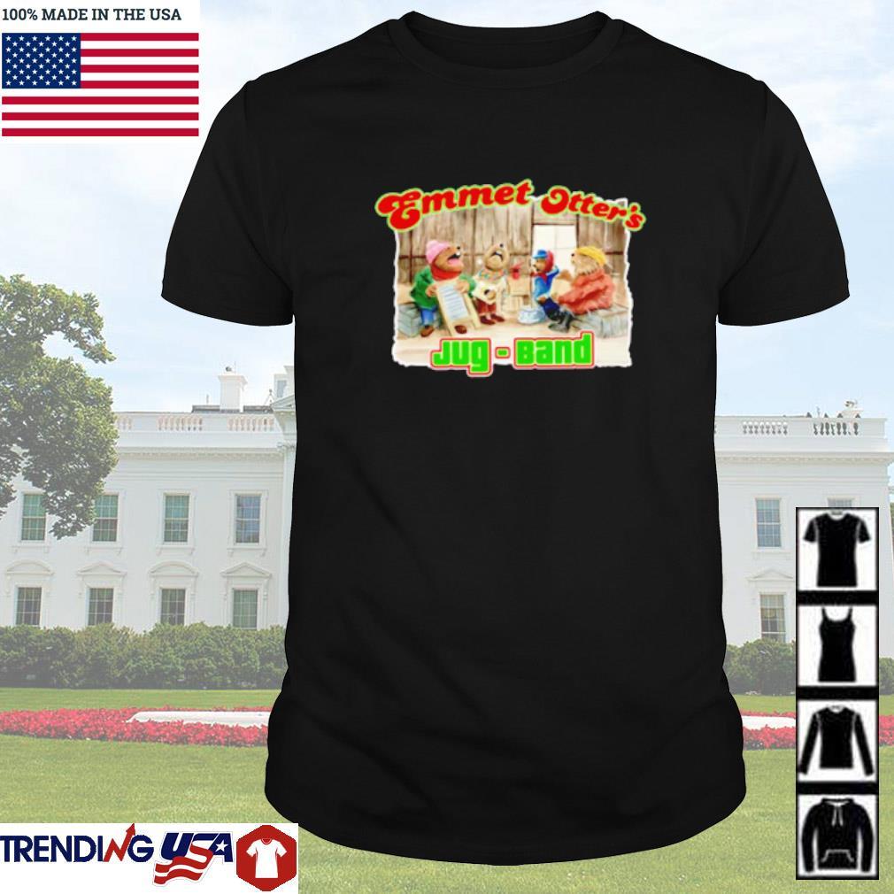 Emmet otters jug band shirt
